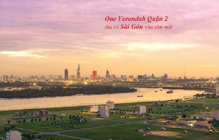 One VerandahView quận 1